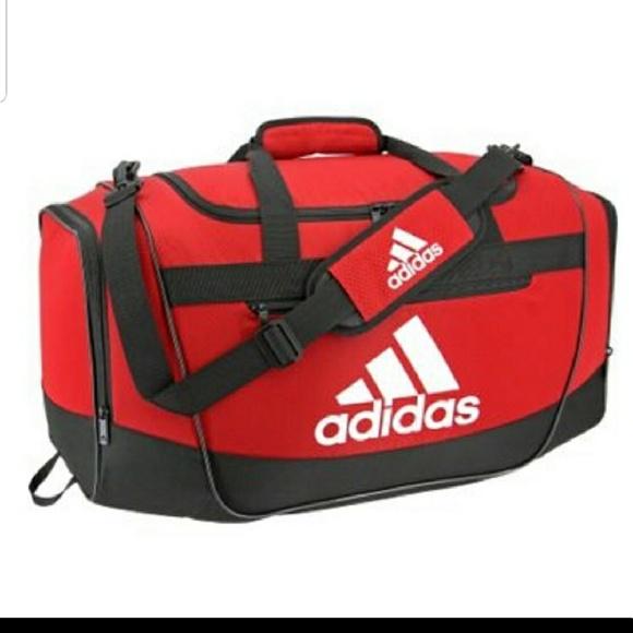 26e4a235b0da adidas Defender III Small Duffle Bag. NWT
